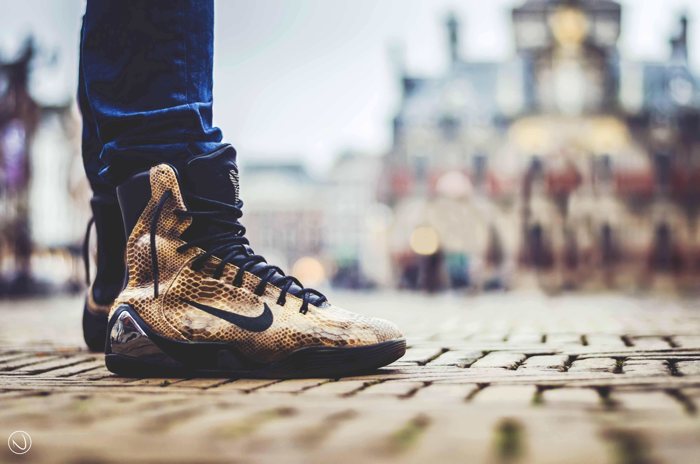 Nike Kobe 9 High EXT QS \